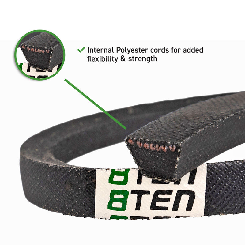 8TEN 810-CBL2234T Replacement Belt