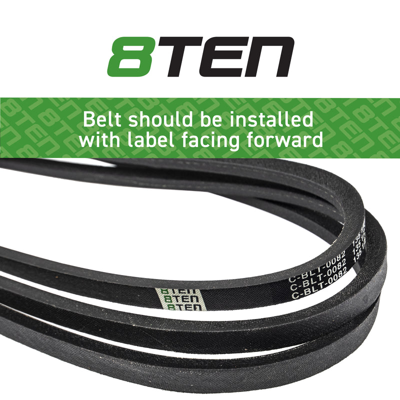 8TEN Deck Belt B1SC182 75-646 483243 265-872 230-5872