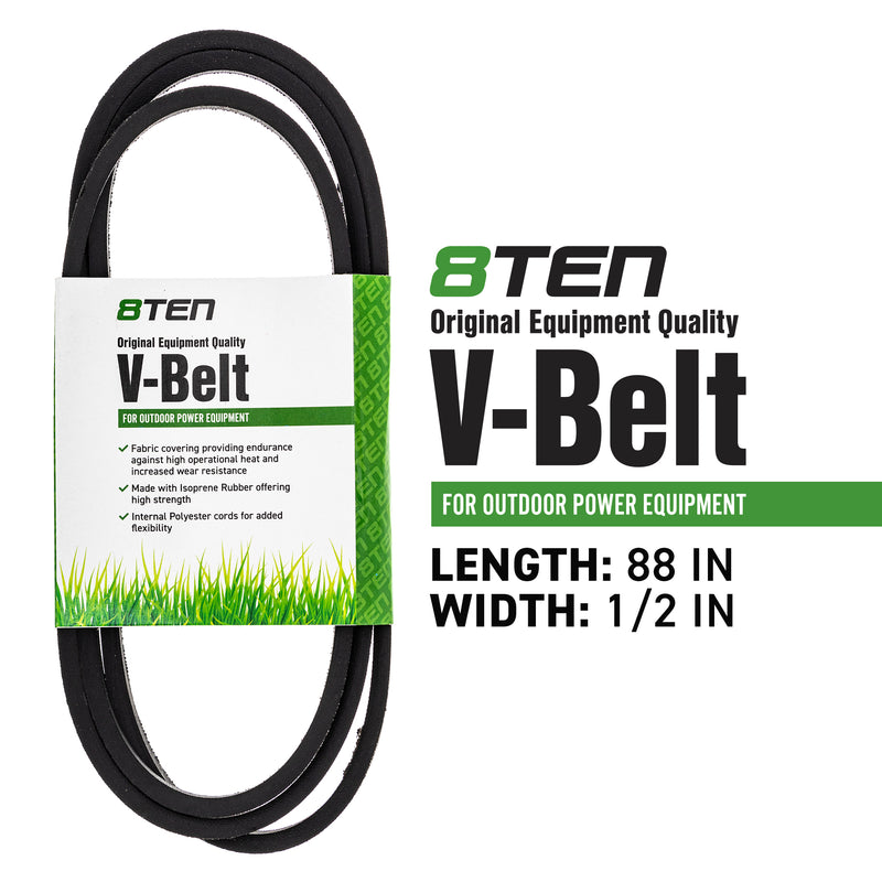 8TEN 810-CBL2330T Deck Belt for zOTHER Stens Oregon Murray MTD Cub