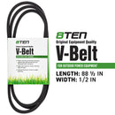 8TEN 810-CBL2348T Drive Belt for Murray GX20006 265-186