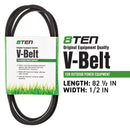 8TEN 810-CBL2369T Drive Belt for MTD Husqvarna AYP 161597 532161597