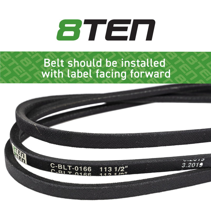 8TEN Deck Belt 265-350 15-142 14811 119-8819-SL