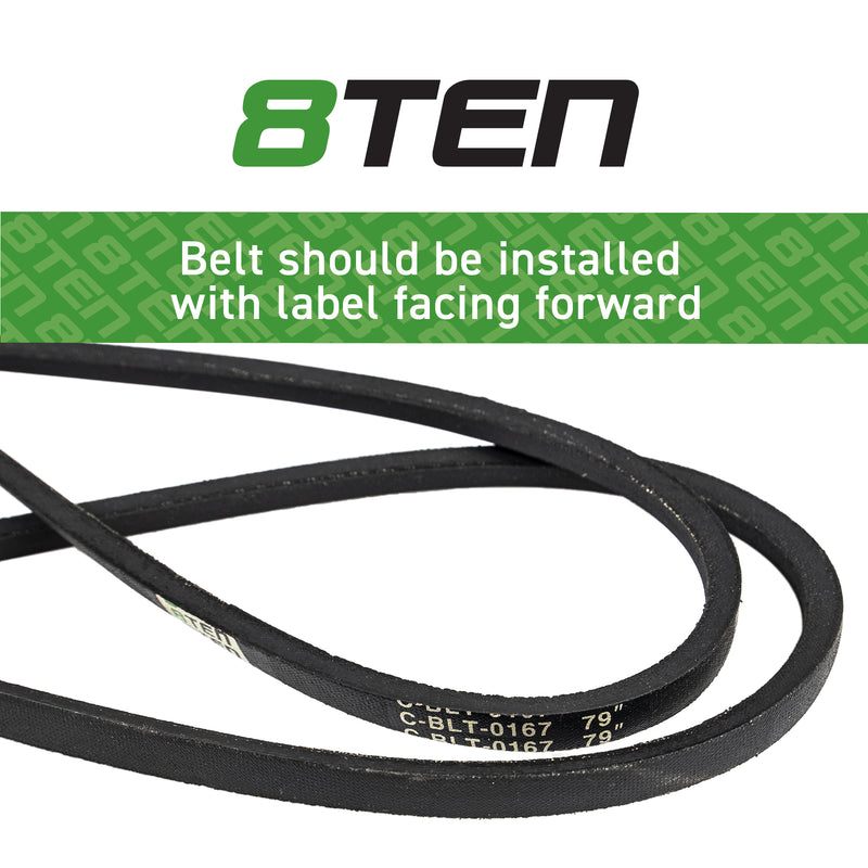 8TEN Drive Belt 106085X 106085XR 532106085 106085X