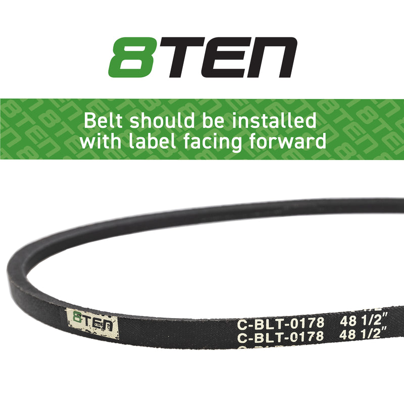 8TEN Variable Speed Belt SB-6908 B1MT107 954-0370