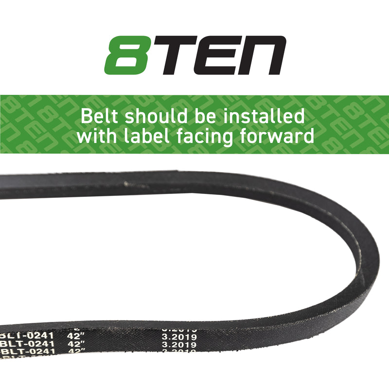 8TEN Drive Belt B1MT91 B17540468 954-0468 75-993 75-678