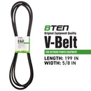 8TEN 810-CBL2473T Belt