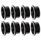 Bushing Kit 8-Pack for Polaris Xplorer Worker Sportsman Ranger 5438902 5434550 5433065 NICHE 519-CBS2226H