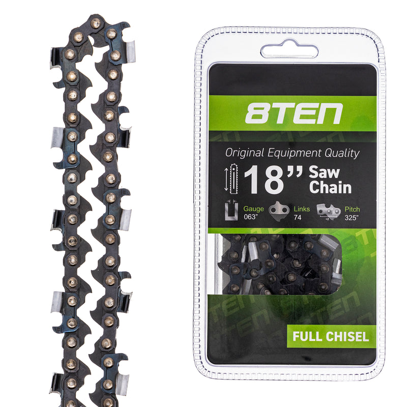 Chainsaw Chain for GB J63C-1PL74 8TEN 810-CCC2230H