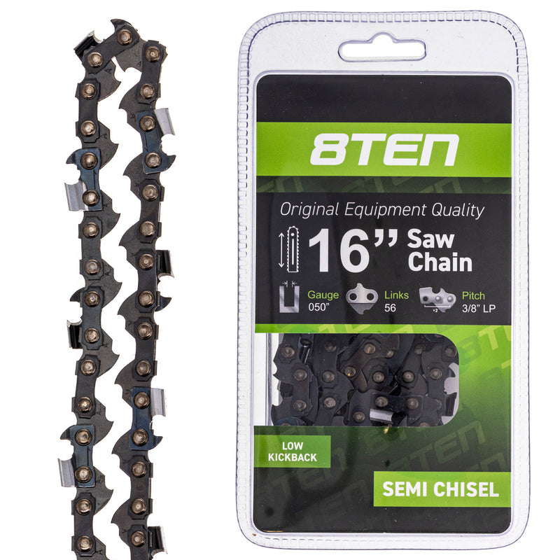 Chainsaw Chain for zOTHER Windsor Stens Oregon Ref. Oregon Carlton N1C-BL-56E N1C-BL-056G 8TEN 810-CCC2242H