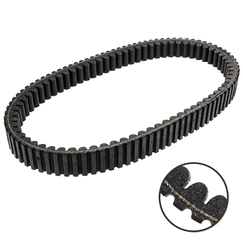 NICHE 519-CDB2241T Drive Belt for Ultimax Gates Arctic Cat Textron