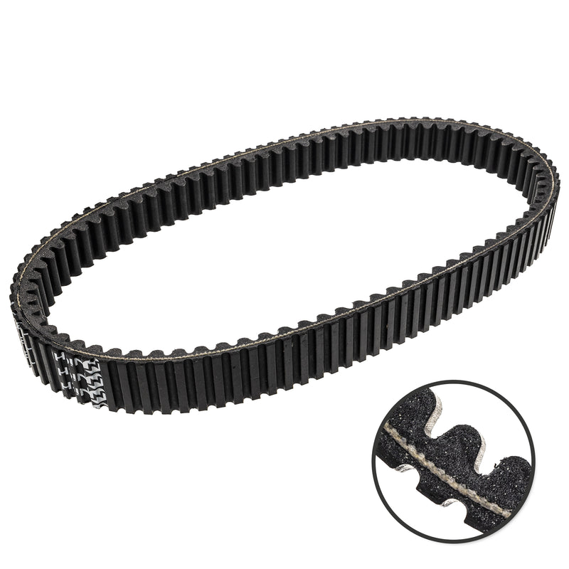 NICHE 519-CDB2257T Drive Belt for Ultimax Gates BRP Can-Am Ski-Doo