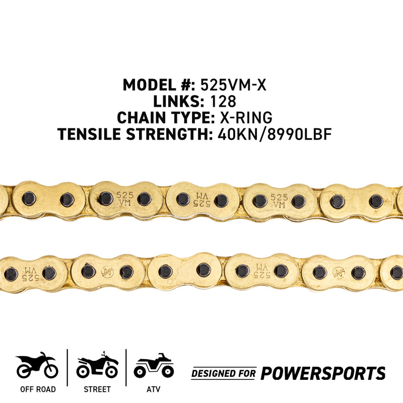 NICHE 519-CDC2631H Drive Chain for zOTHER 5530