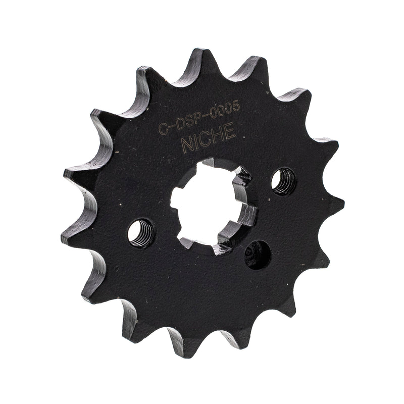 428 15 Tooth Front Drive Sprocket for Yamaha XT225 Kawasaki KE100