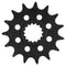 Front Drive Sprocket for Husqvarna JT Sprocket KTM 550 540 525 520 JTF1901SC-15 NICHE 519-CDS2236P