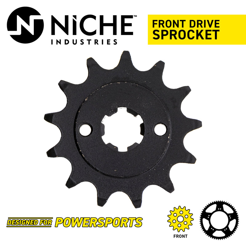 NICHE 519-CDS2241P Front Drive Sprocket for Yamaha JT Sprocket