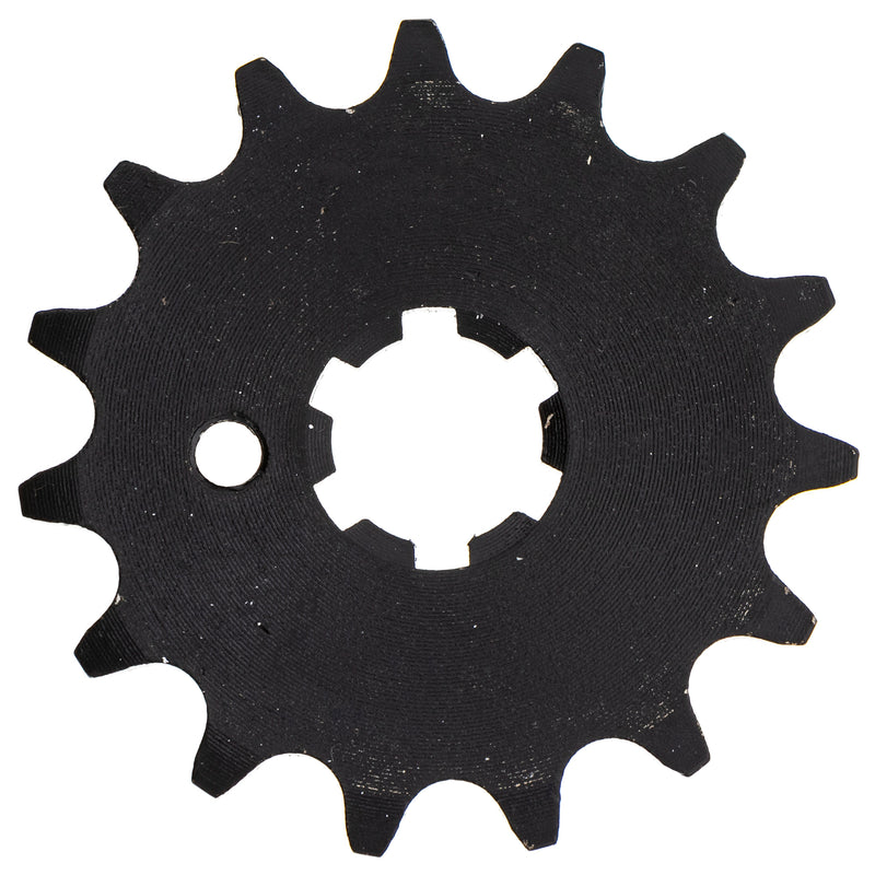 Front Drive Sprocket for Yamaha JT Sprocket YL2 YL1 YG5 YG1 93812-15063-00 JTF546-15 NICHE 519-CDS2293P