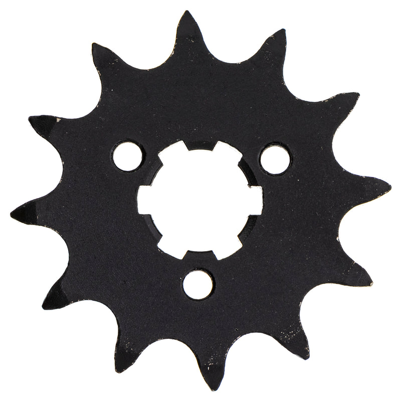 Front Drive Sprocket for Kawasaki JT Sprocket KX125 JTF1445SC-12 13144-1293 NICHE 519-CDS2204P