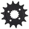 Front Drive Sprocket for Honda JT Sprocket Polaris TRX400X Sportrax Predator Outlaw NICHE 519-CDS2215P