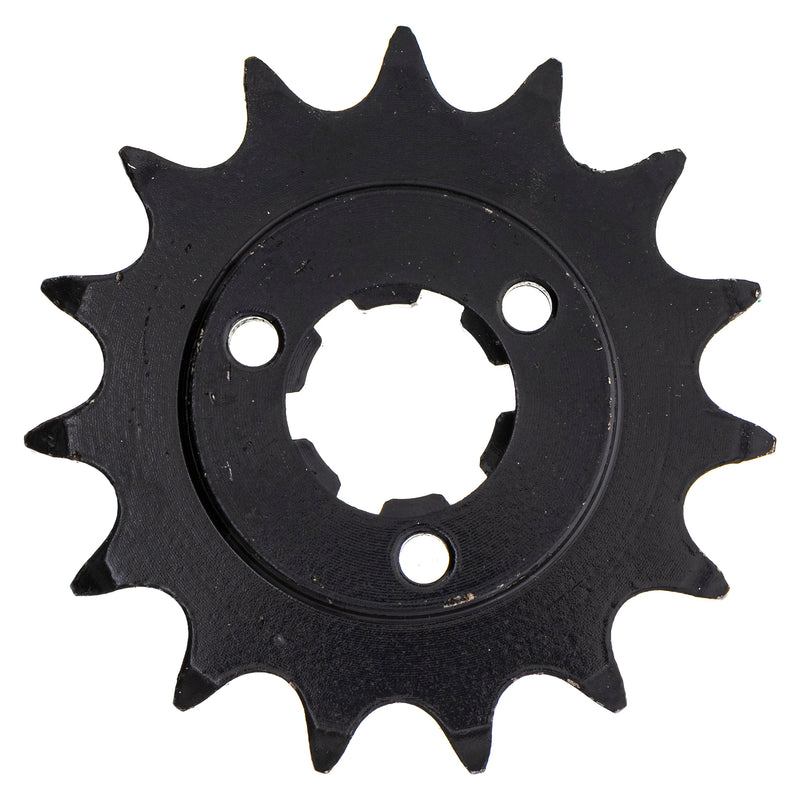 Front Drive Sprocket for Suzuki JT Sprocket DR650SE 27511-31D00 JTF1448-15 NICHE 519-CDS2347P