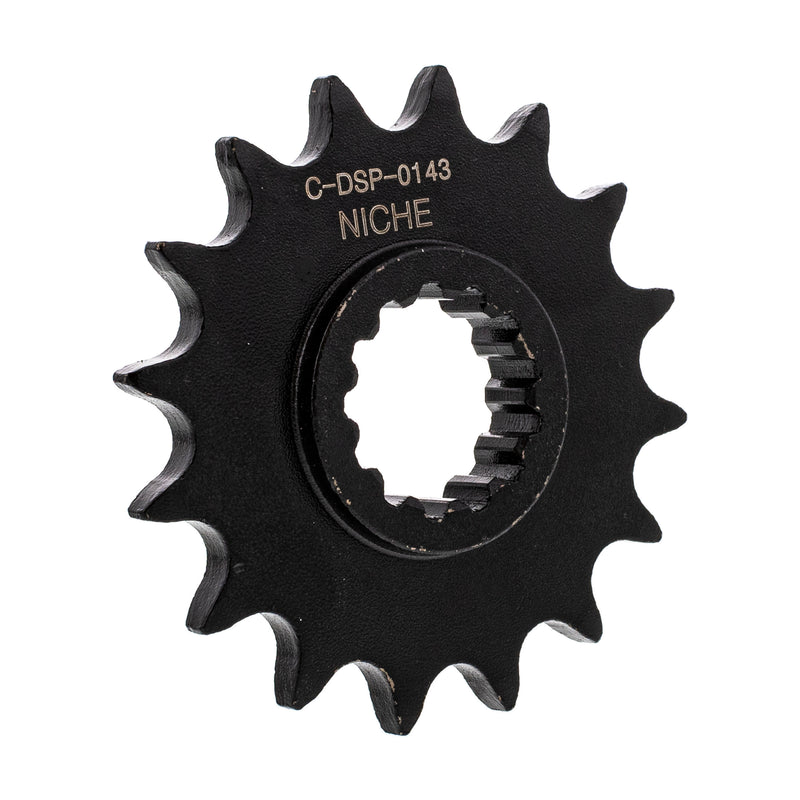 525 Pitch 16 Tooth Front Drive Sprocket for Yamaha YZF R1 Chain