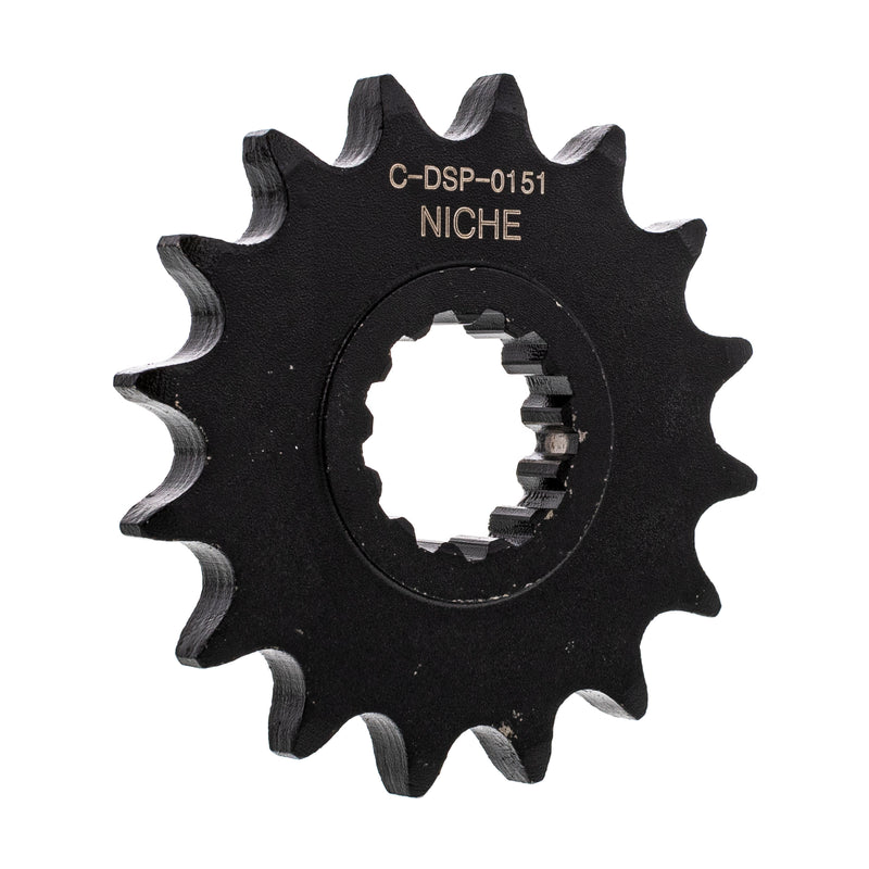 530 Pitch 16 Tooth Front Drive Sprocket 1998-2005 Yamaha YZF-R1 FZ1
