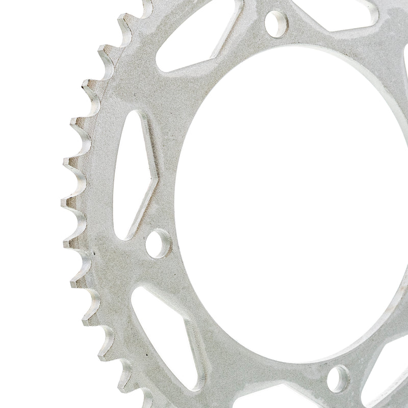 420 Pitch 46 Tooth Rear Drive Sprocket 2000-2019 Kawasaki KX65