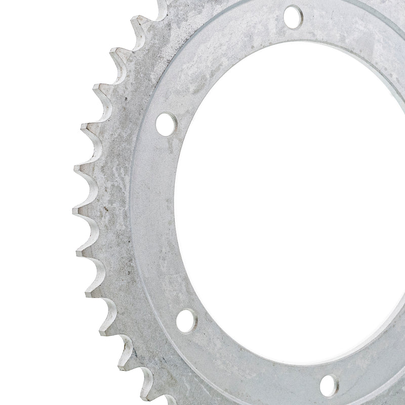 525 Pitch 43 Tooth Rear Drive Sprocket 1997-2002 Suzuki XF650 Freewind