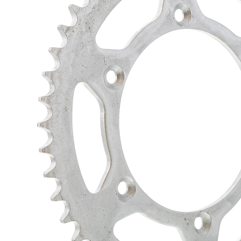 520 Pitch 49 Tooth Rear Drive Sprocket 2001-2019 Yamaha YZ250 YZ125
