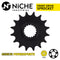 NICHE 519-CDS2541P Front Drive Sprocket for JT Sprocket BMW Aprilia
