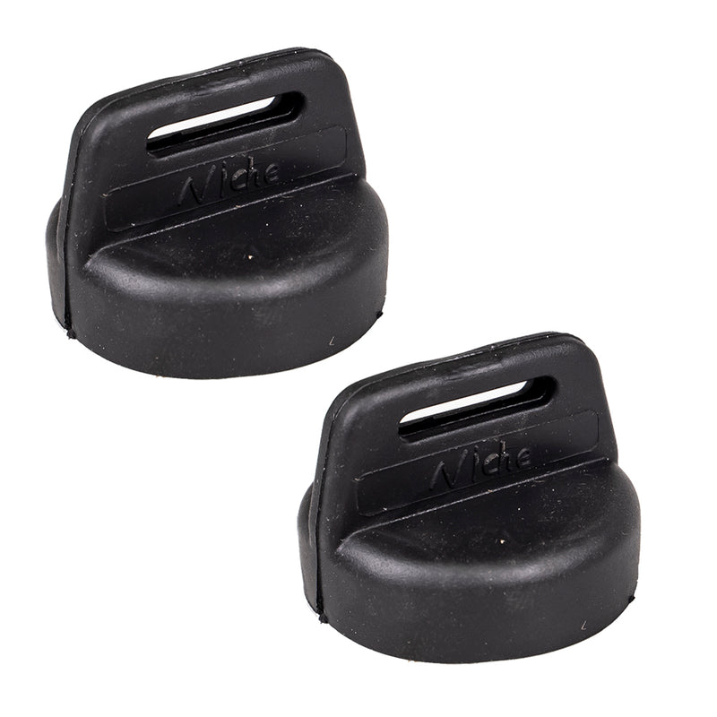 Key Cover 2-Pack for Polaris Sportsman Sport SKS Scrambler 5433534 5431964 NICHE 519-CKY2223C