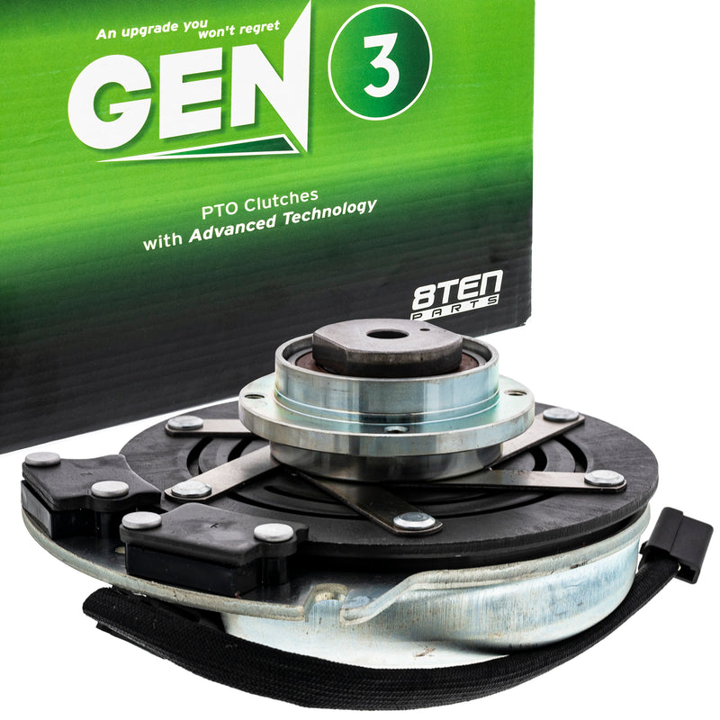 8TEN 810-CPT2386O PTO Clutch for Xtreme Warner Toro Landscape-Drive