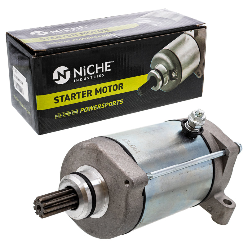 Starter Motor for Arrowhead Firepower Yamaha Rhino Kodiak Grizzly 5KM-81890-00-00 NICHE 519-CSM2243O