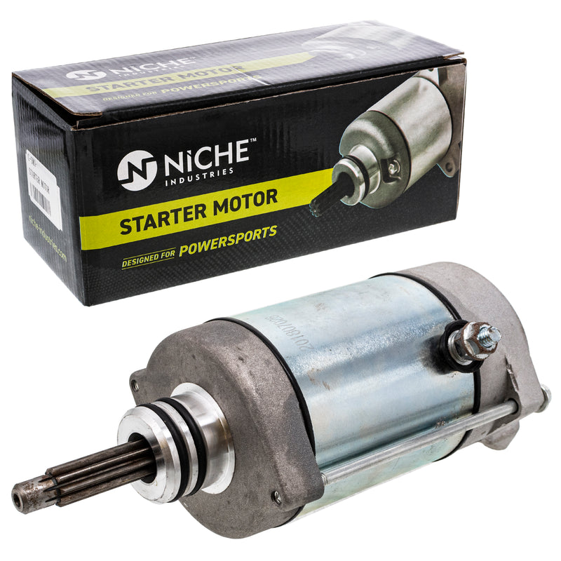 Starter Motor for Polaris Firepower Arrowhead RZR Ranger General ACE 4014548 4014037 NICHE 519-CSM2259O