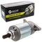 Starter Motor for Suzuki Firepower Arrowhead Arctic Cat Arctic Quadrunner King Cat NICHE 519-CSM2269O
