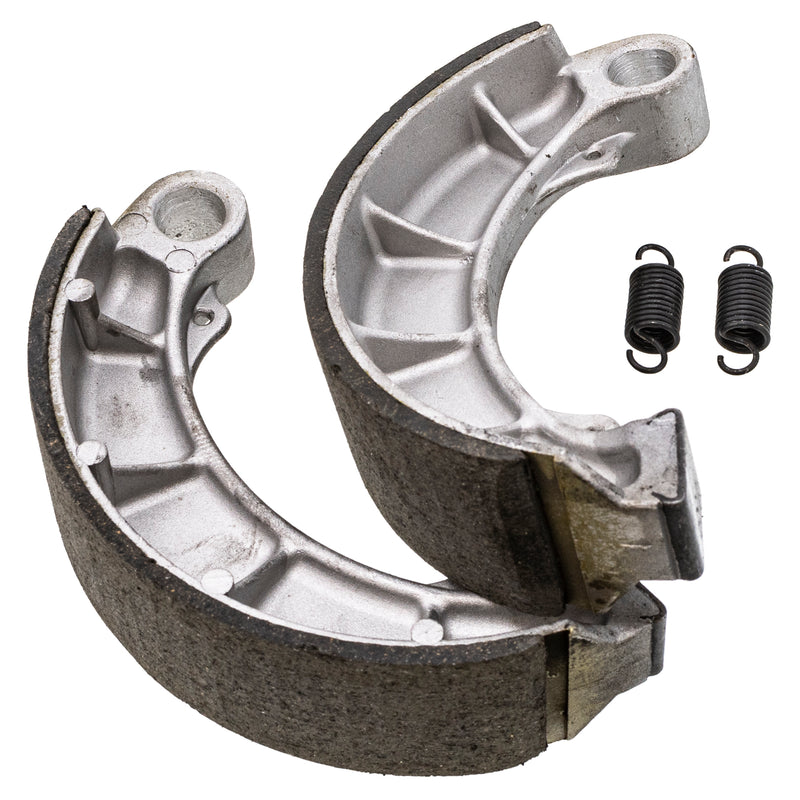 NICHE 519-KBR2223S Brake Pad Set for zOTHER Honda V45 V30 Silver
