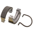 Brake Shoe For Honda PW50 3PT-W253A-10-00 Front/Rear