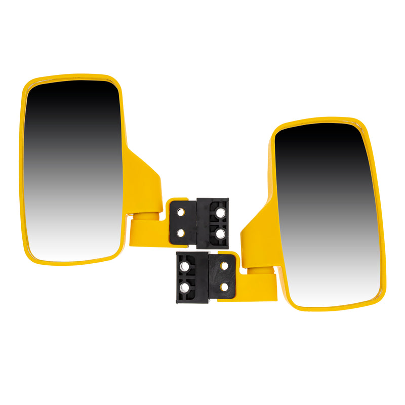 NICHE Break-Away Side View Mirror Set SxS UTVs Offroad High Impact