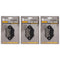 Brake Pad Set 3-Pack for Polaris Worker Trail-Boss Trail-Blazer Sportsman 2202412 2200465 NICHE 519-KPA2225D