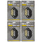 Brake Pad Set 4-Pack for Polaris Worker Trail-Boss Trail-Blazer Sportsman 2202412 2200465 NICHE 519-KPA2277D