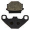Brake Pad Set for Yamaha KTM Kawasaki Raptor Grizzly Bayou 1SC-F5806-00-00 43082-1163 NICHE 519-KPA2284D
