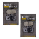 NICHE MK1002735 Brake Pad Set for na BMW K1300S 34218541388