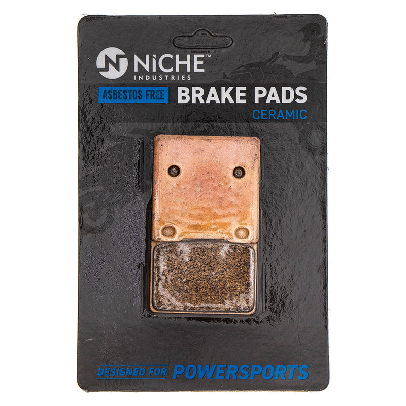 NICHE MK1002504 Brake Pad Set for Suzuki GS500 69100-01820
