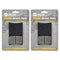 Brake Pad Set 2-Pack for Suzuki 54401-43840 64400-04811 59100-38890 64400-44810 NICHE 519-KPA2636D