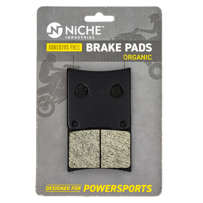 NICHE MK1002771 Brake Pad Set for Suzuki Intruder Boulevard