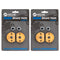 Brake Pad Set 2-Pack for Ski-Doo Can-Am BRP 860700700 NICHE 519-KPA2694D