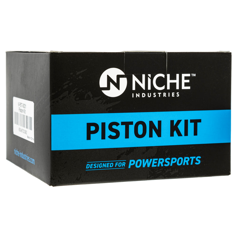 NICHE 519-KPS2221T Piston Kit for Yamaha Kodiak Big 4GB-11638-00-00