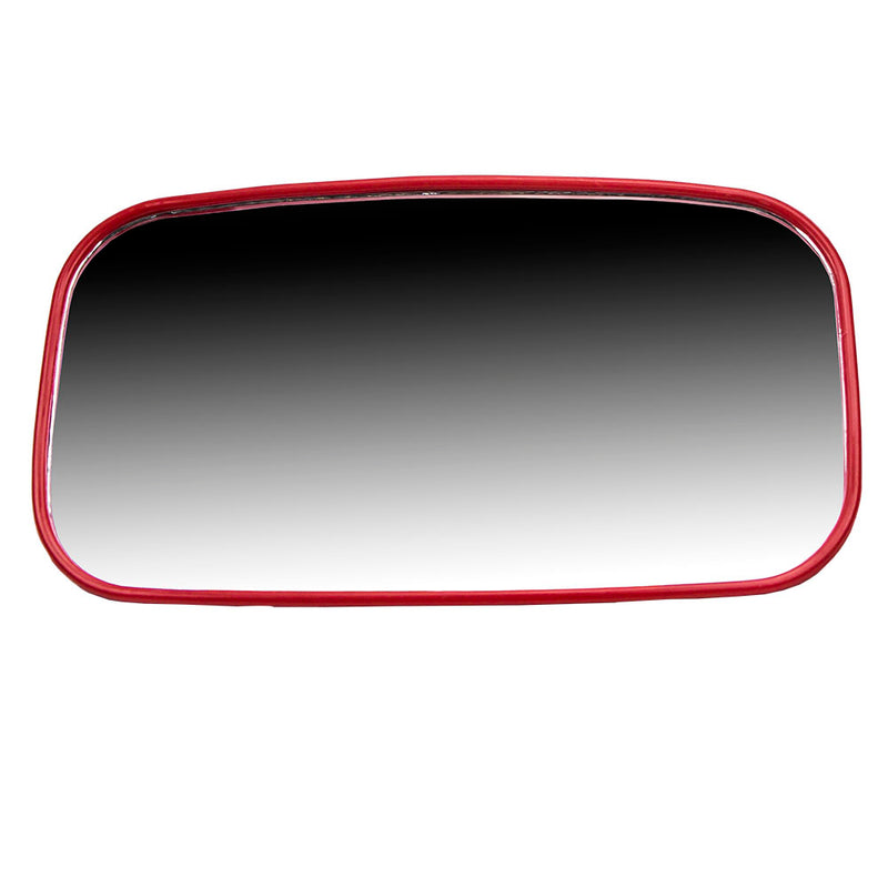 Break Away Side and Rear View Mirror UTV Wide View with 1.75 Inch Cage