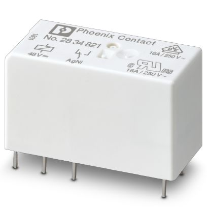 Single relay - REL-MR- 48DC/21HC - 2834821