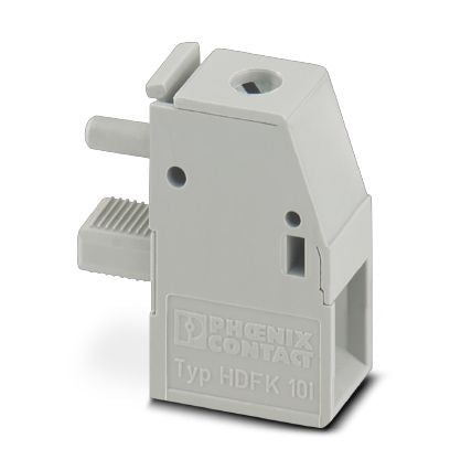 Panel feed-through terminal block - HDFK 10I - 0707840