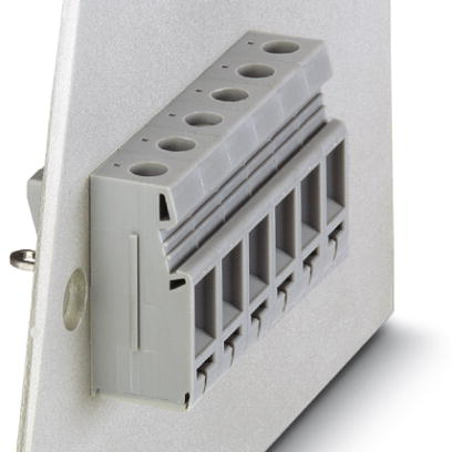 Panel feed-through terminal block - VDFK 6/K - 0711056